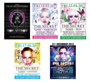The Dance Office Events Party Promotion Marketing